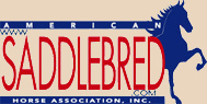 Logo of American Saddlebred Horse Association – ASHA
