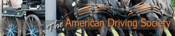 Logo of The American Driving Society