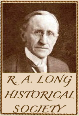 Logo of R. A. Long Historical Society